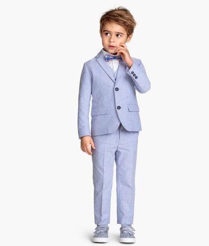 f8140b7a47 Suit Pants | Product Detail | H&M | A & L in 2019 | Toddler suits ...
