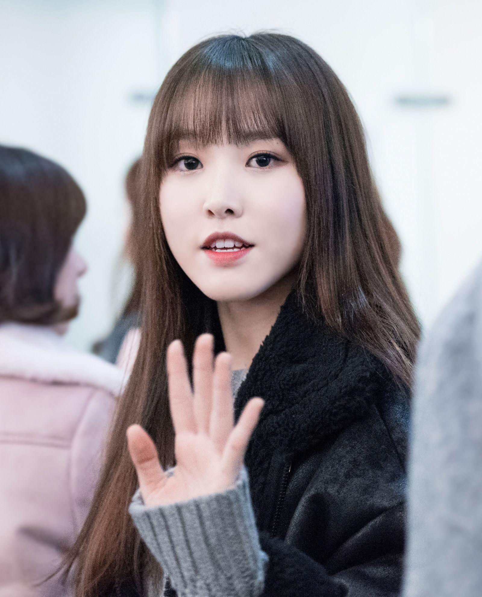 Girlfriend Yuju Has Photo Time Super Star Philko Korean Dress Korea Philippine Korea Shopee Korean Fashion Shopee Gfriend Yuju Superstar Love Heart