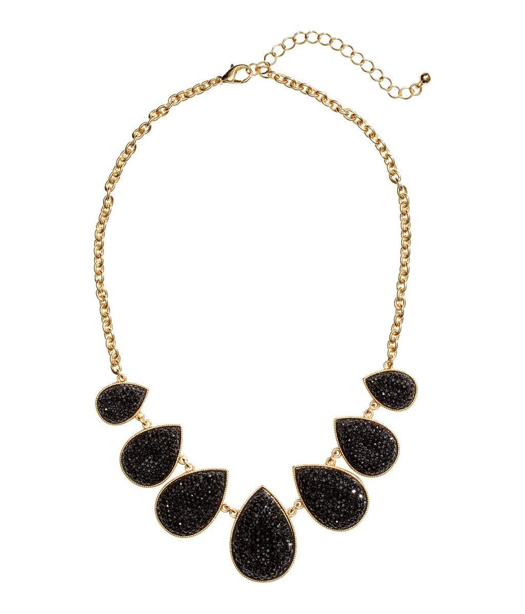 Kort halsband | Product Detail | H&M