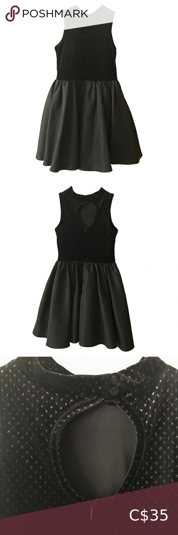 Pastourelle Nyc Girls Black Dress Size 7 Girls Black Dress Girls Blue Dress Girls Knitted Dress [ 1740 x 580 Pixel ]