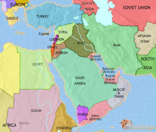 History Map Of Middle East AD Maps Historic Pinterest - Map of egypt and middle east