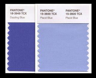 2 Good Claymates: Pantone Spring 2014 Fashion Color Placid Blue