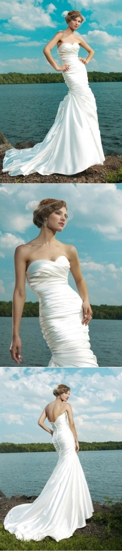 Red And Black Wedding Gown Wedding Courthouse Wedding Gowns ...