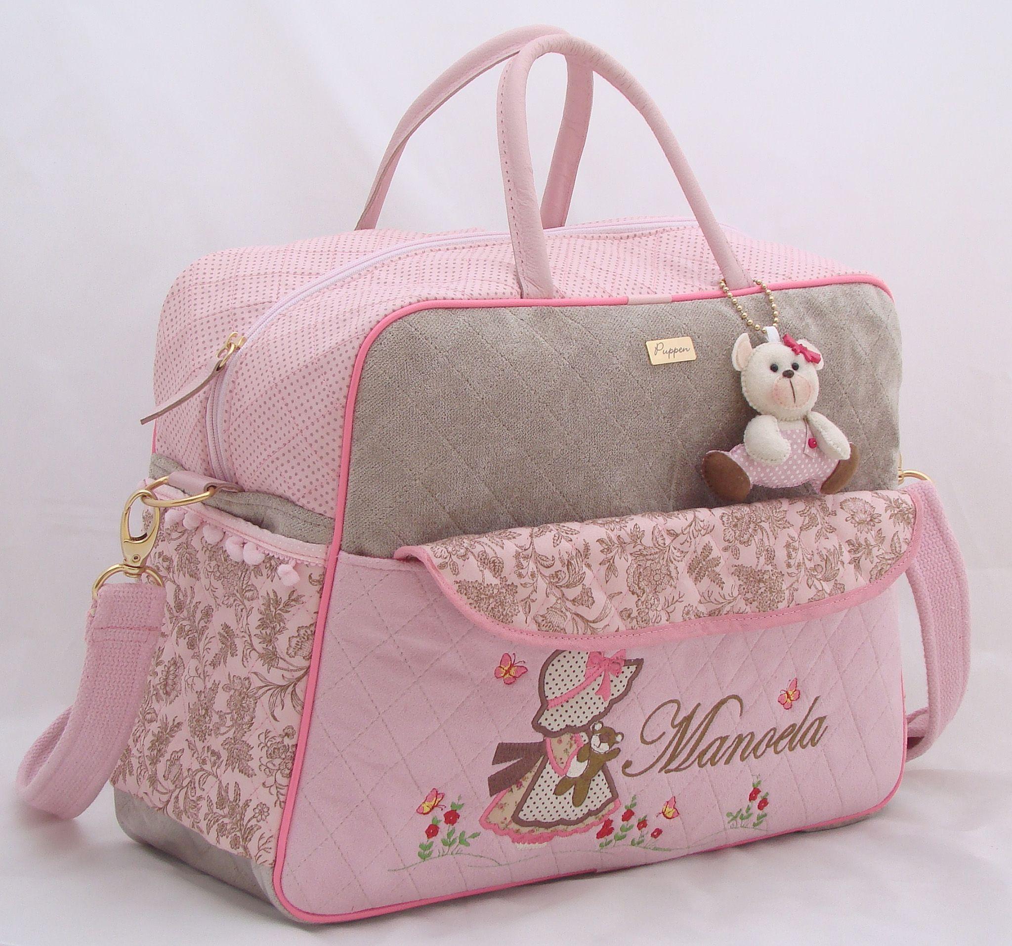 e33a658b8 Bolsa Maternidade www.puppen.com.br | PAÑALERAS | Baby diaper bags ...