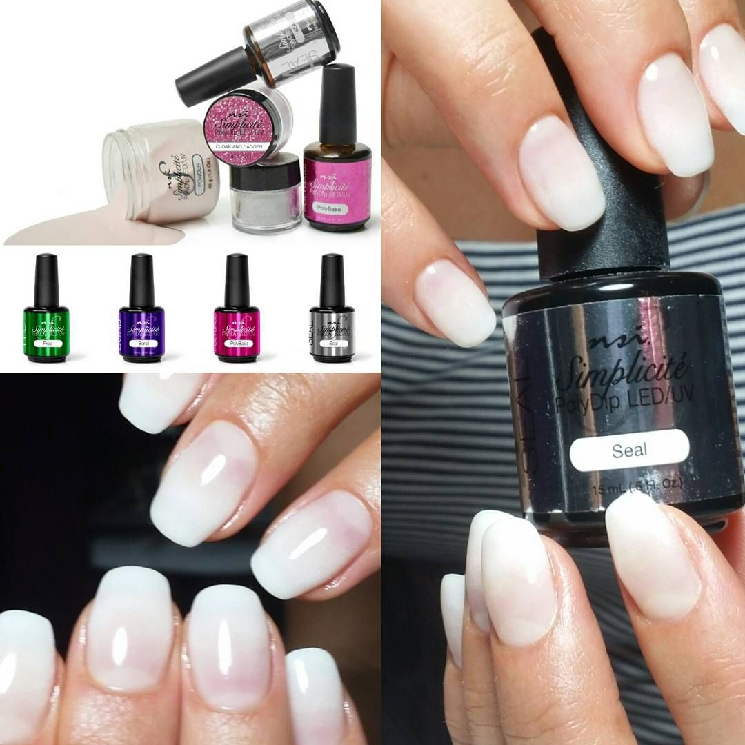 Simplicite PolyDip System - advanced dipping system for nails! Only ...