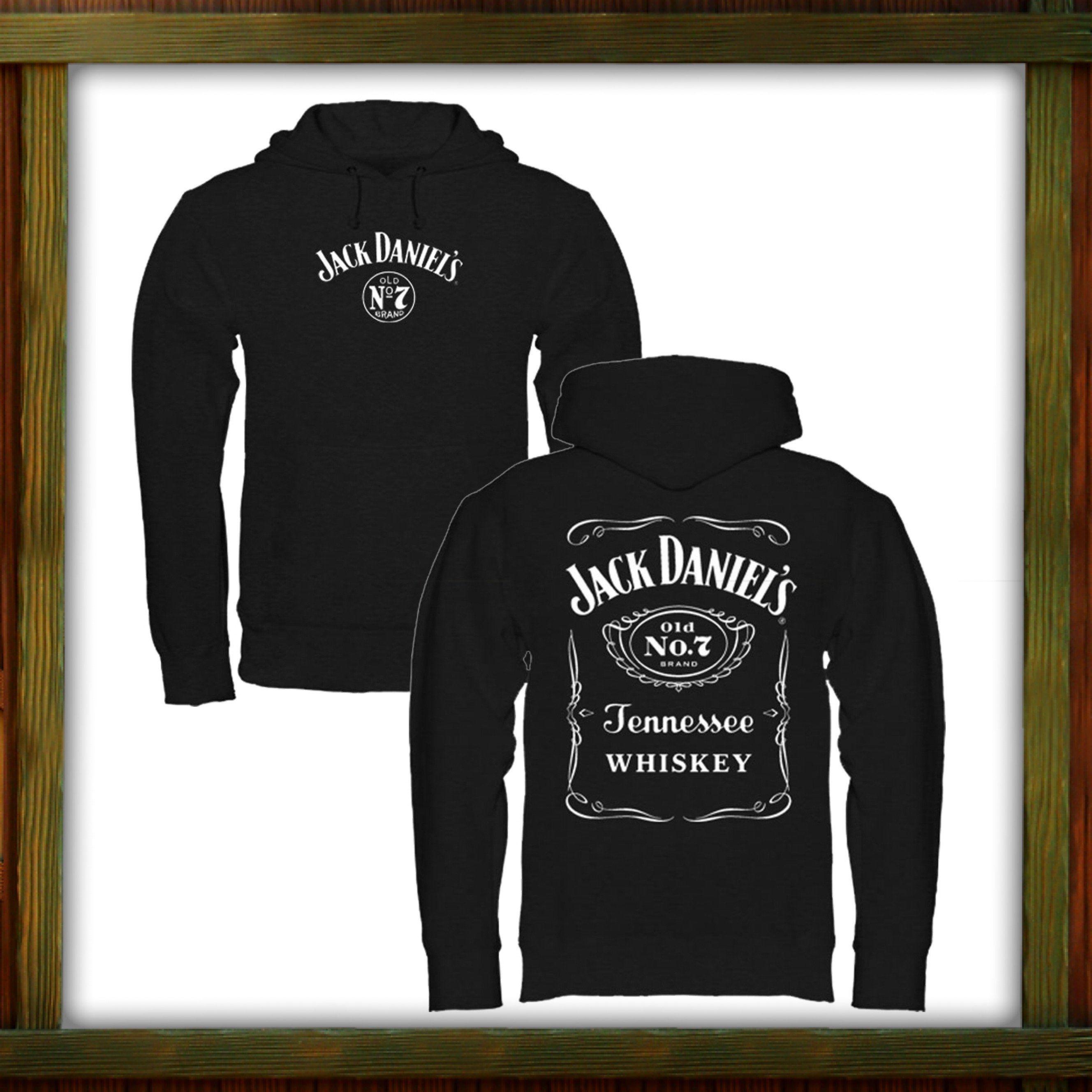 Jack Daniel S Black Label Hoodie Jack Daniels Hoodies Black Logo [ 2656 x 2656 Pixel ]