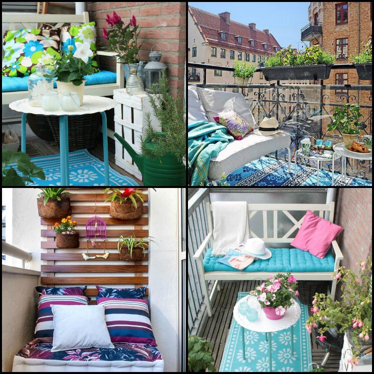 5 consejos para aprovechar una terraza peque a for Como remodelar una terraza