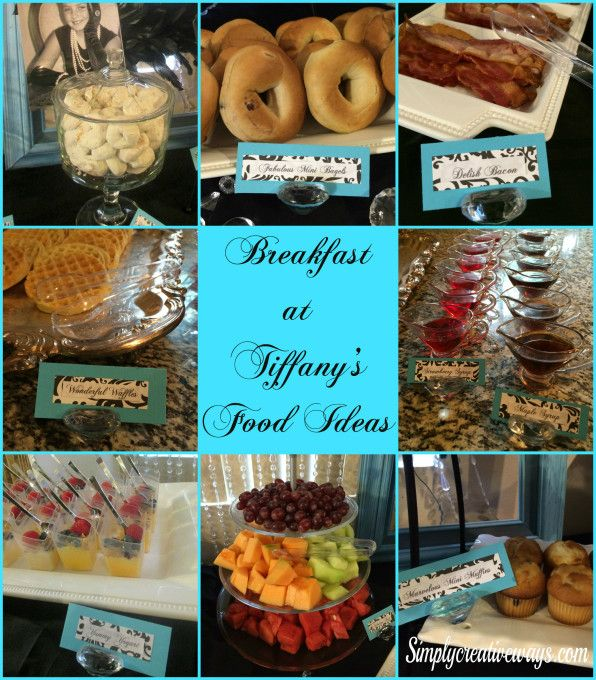 Breakfast At Tiffanys Party Ideas A Complete Guided To Hosting The Along With Invites Decorations Food And More
