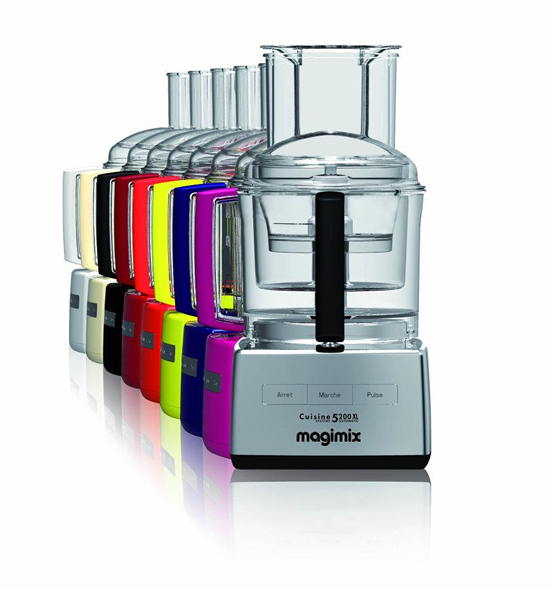 Invented By Magimix More Than 40 Years Ago The Food Processor Has