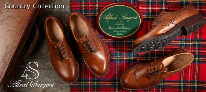 be3bb32fd Alfred Sargent Country Collection @ Pediwear | Our Mens Shoes ...