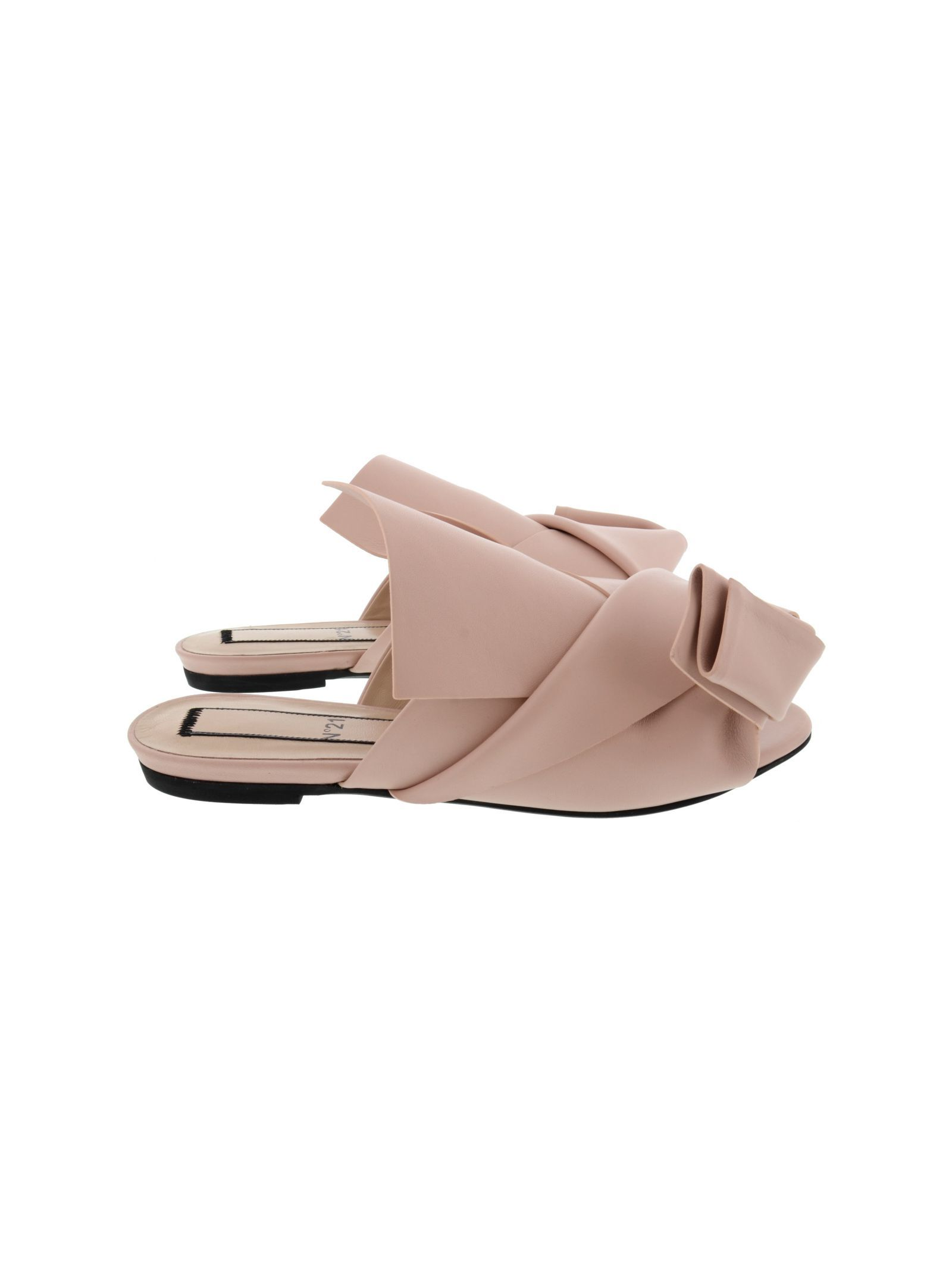 fda1a4d59b898 N°21 N21 Sandalo Knot in Pink (Nude) - Save 21%