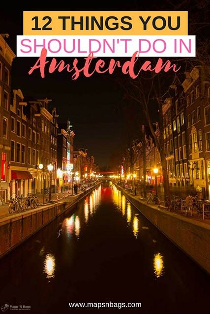 12 things you shouldnt do in amsterdam travel inspiration and 12 things you shouldnt do in amsterdam travel inspiration and solo travel solutioingenieria Images