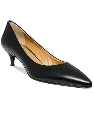 Nine West Illumie Kitten Heel Pumps