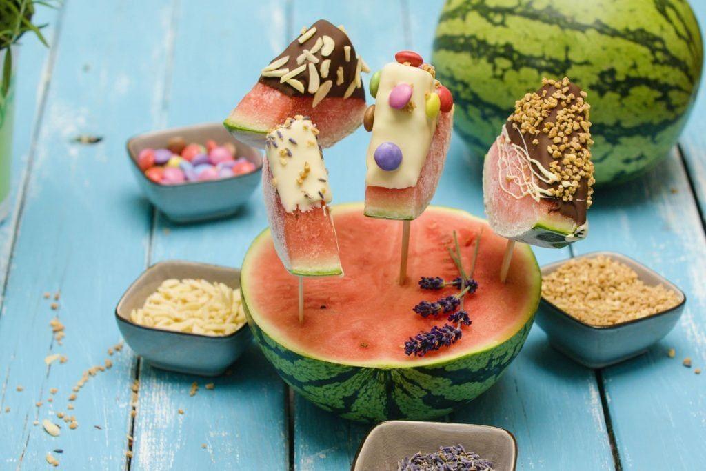 Erfrischend süßes Wassermelonen-Eis für Jung und Alt - Plant Happy®