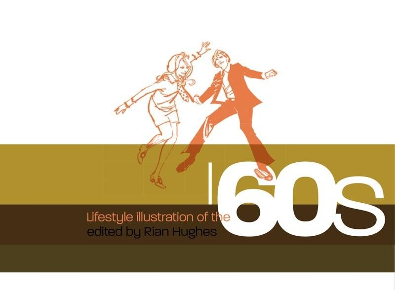 ana_lee: Lifestyle Illustration of the 60s