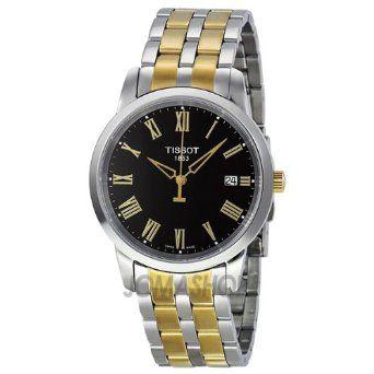 9b83bdd5b03 Tissot Classic Dream Two-tone Mens Watch T0334102205301