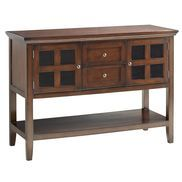 Ronan Sideboard Tobacco Brown Pier One 349 Home