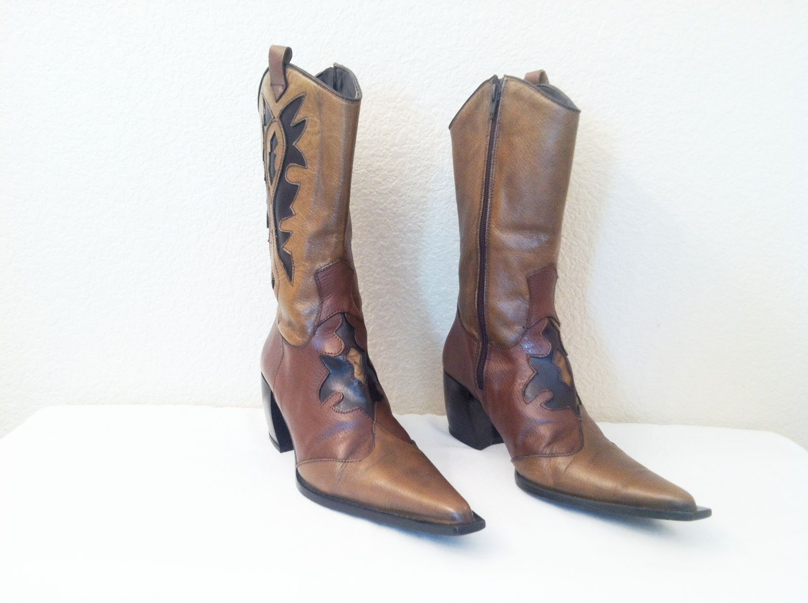 Western Cowgirl Boots - $36