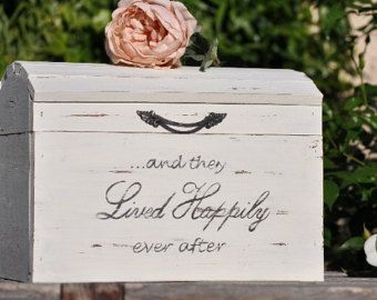 Out Of The Box Wedding Card Holders A Treasure Chest