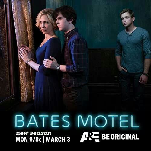 Pin By Monique Shaunte On Movies And Shows Bates Motel Bates Motel Tv Show Motel