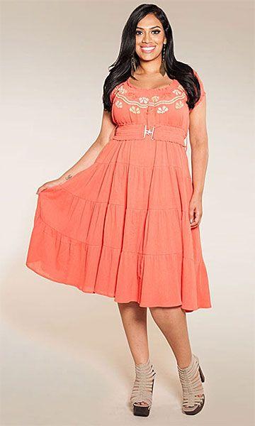 cutethickgirls plus size dresses for cheap (10