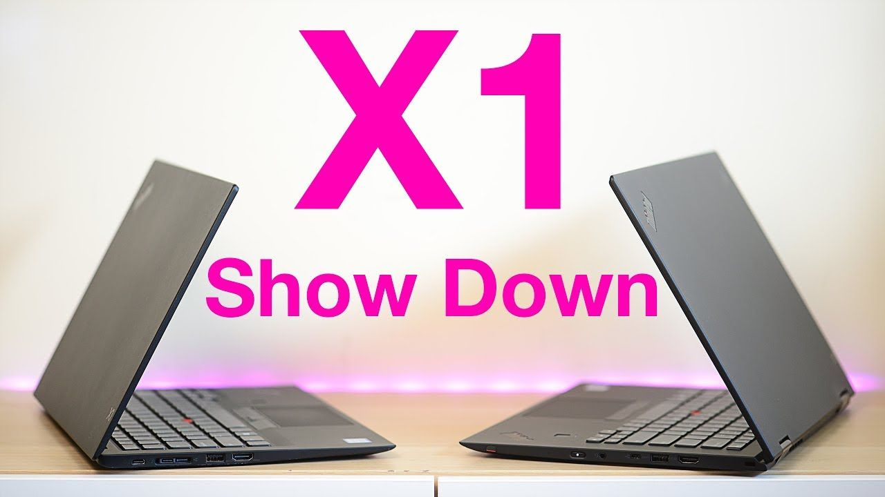Which Lenovo ThinkPad X1 is for You - X1 Carbon, X1 Extreme, X1 Yoga