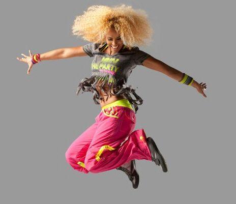 Zumba Fitness Launches Glow Collection Zumba Workout Zumba Zumba Outfit