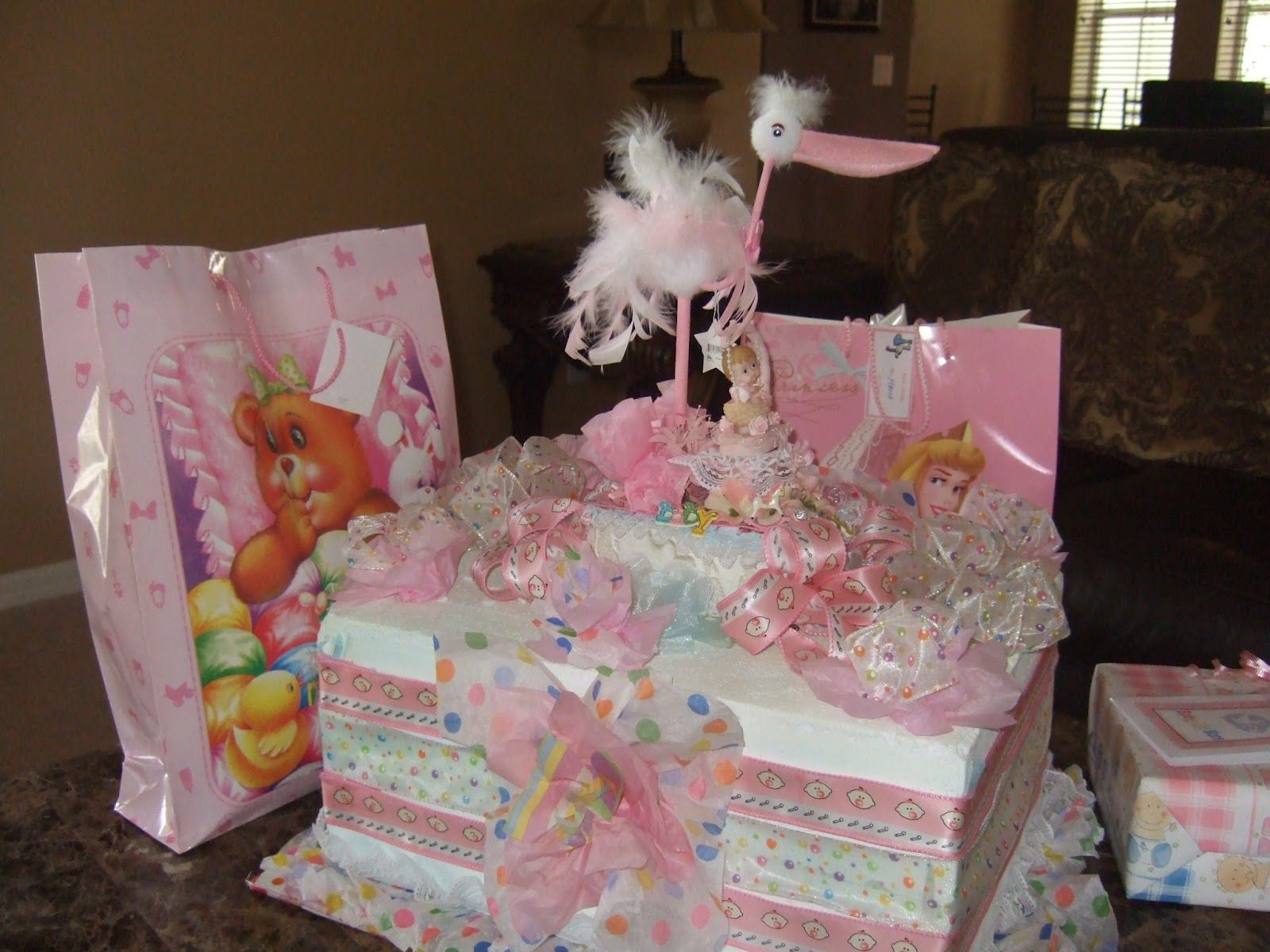 pinterest decorating baby shower ideas | here are some photos of the baby shower decorations ...