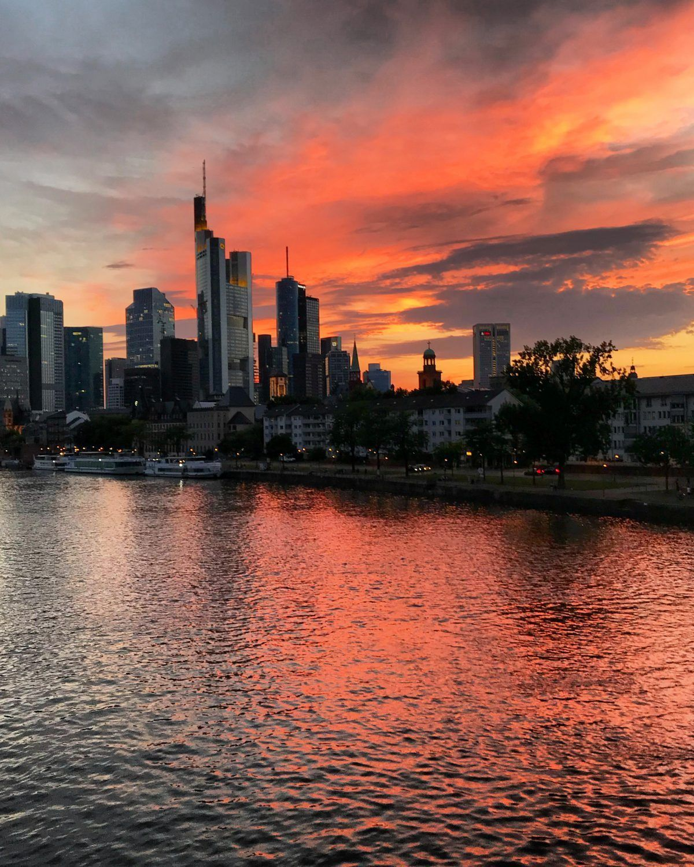 Wetter Frankfurt Am Main Heute