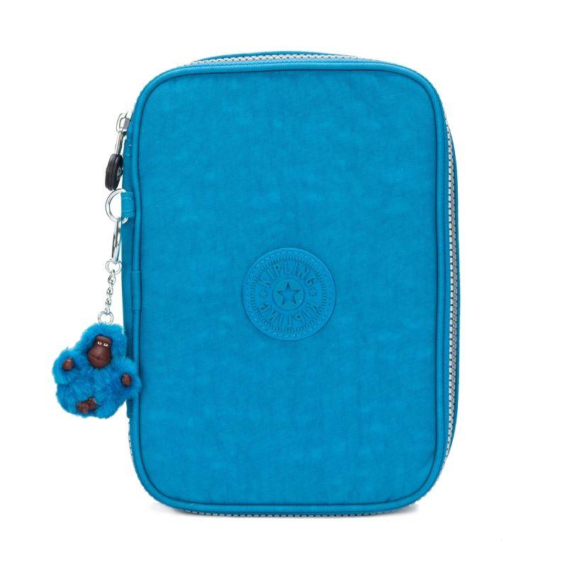 db7a62efd Estojo 100 PENS azul Ice Blue Kipling | materiais escolares ...