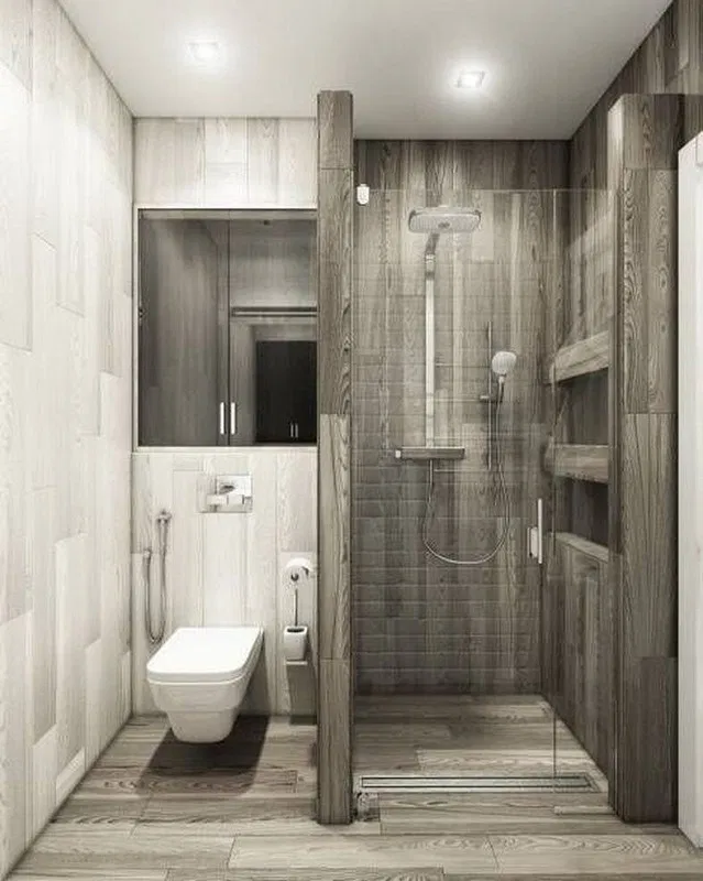 19+ The Neat Arrangement of the Small Bathroom is a Clean ...