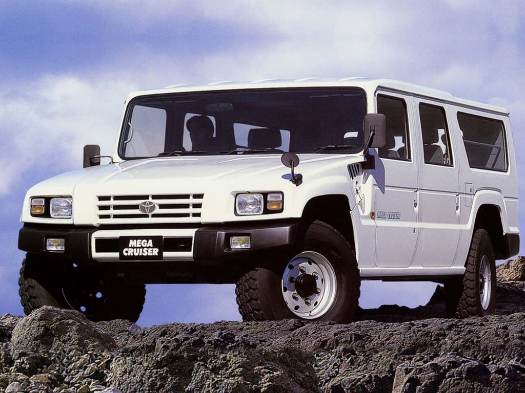 Toyota mega cruiser is the only japanese surplus vehicle we want cars pinterest toyota 4x4 and toyota fj40