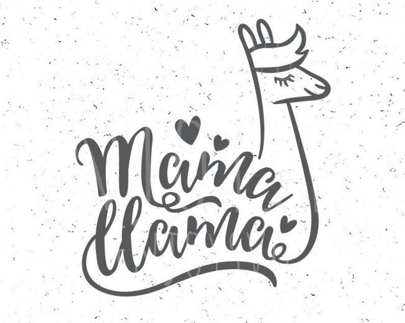 The Best Mama Llama Svg Free Pictures