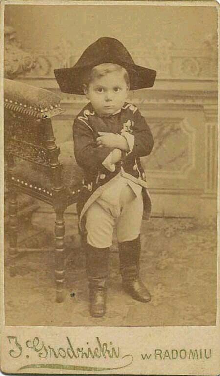 Napoleon Bonaparte Age 4 History Vintage Children History Nerd