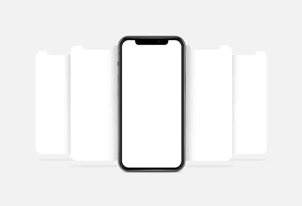 60 Free Iphone Mockup Templates 2021 Colorlib Iphone Mockup Iphone Mockup Free Free Mockup