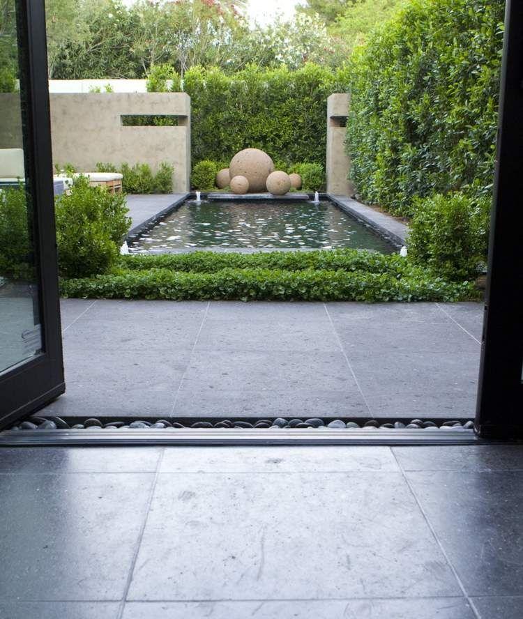 Zen Garten anlegen und den Pool gestalten | Graficos Interesantes ...
