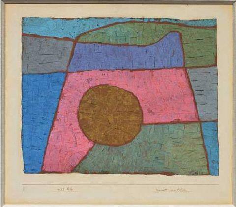 Frucht der Küste by Paul Klee