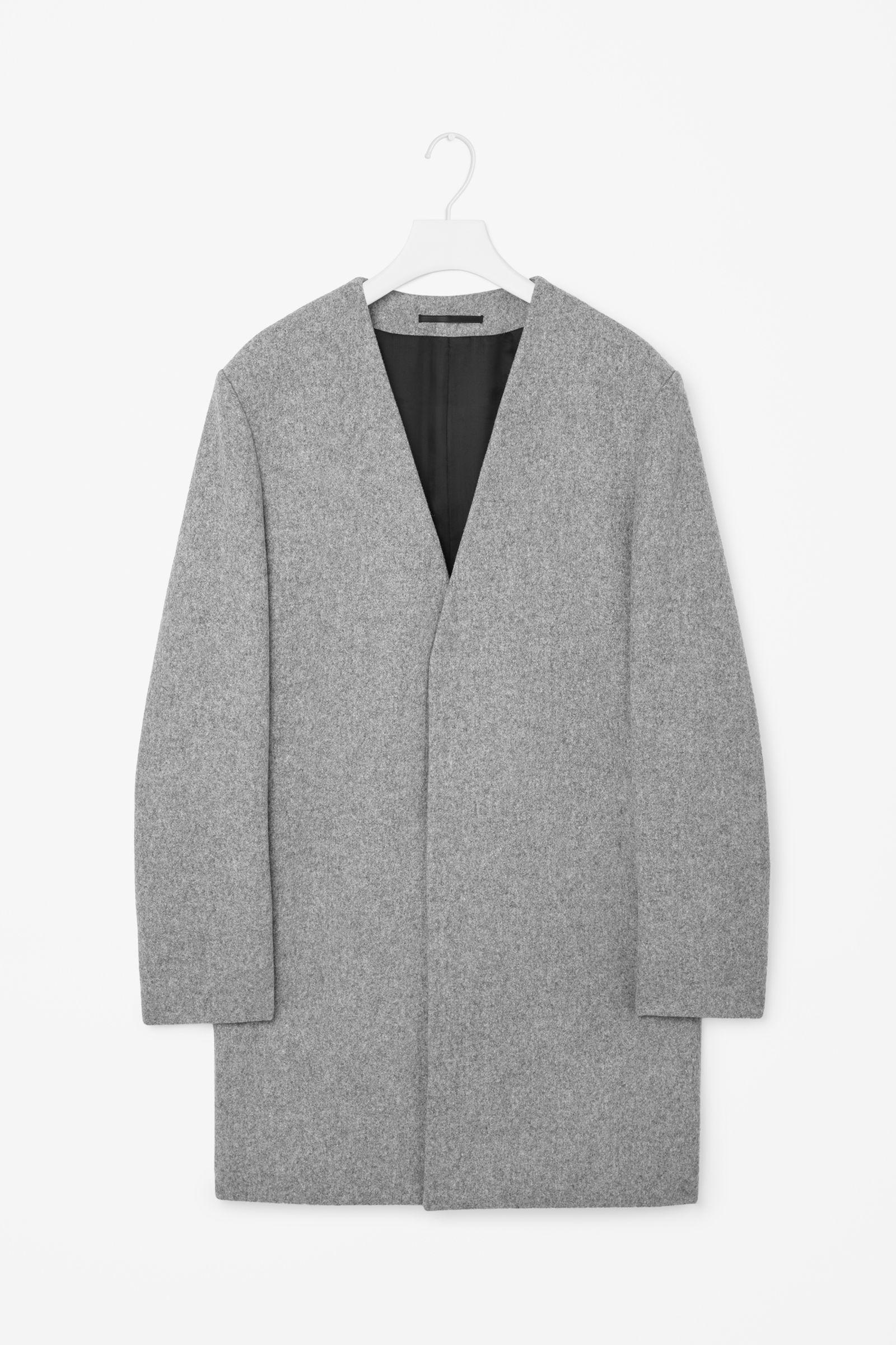 Wool Coat Wool Coat FashionCoatFashion CosCollarless Outfits CosCollarless CosCollarless Outfits Wool FashionCoatFashion Coat D2EIWH9Y