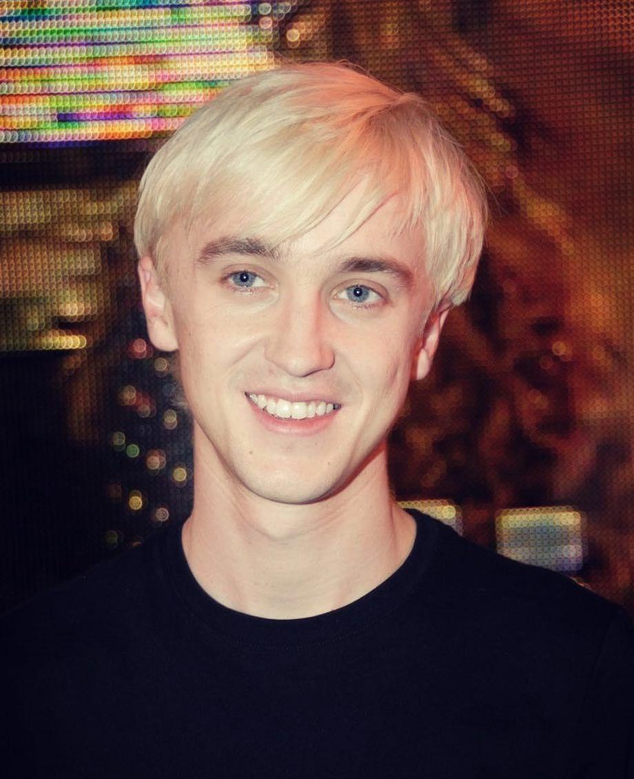 Tom Felton Is Handsome Af Harry Potter Draco Malfoy Tom Felton Draco Malfoy