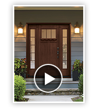 clopay craftsman collection fiberglass entry doors clopay