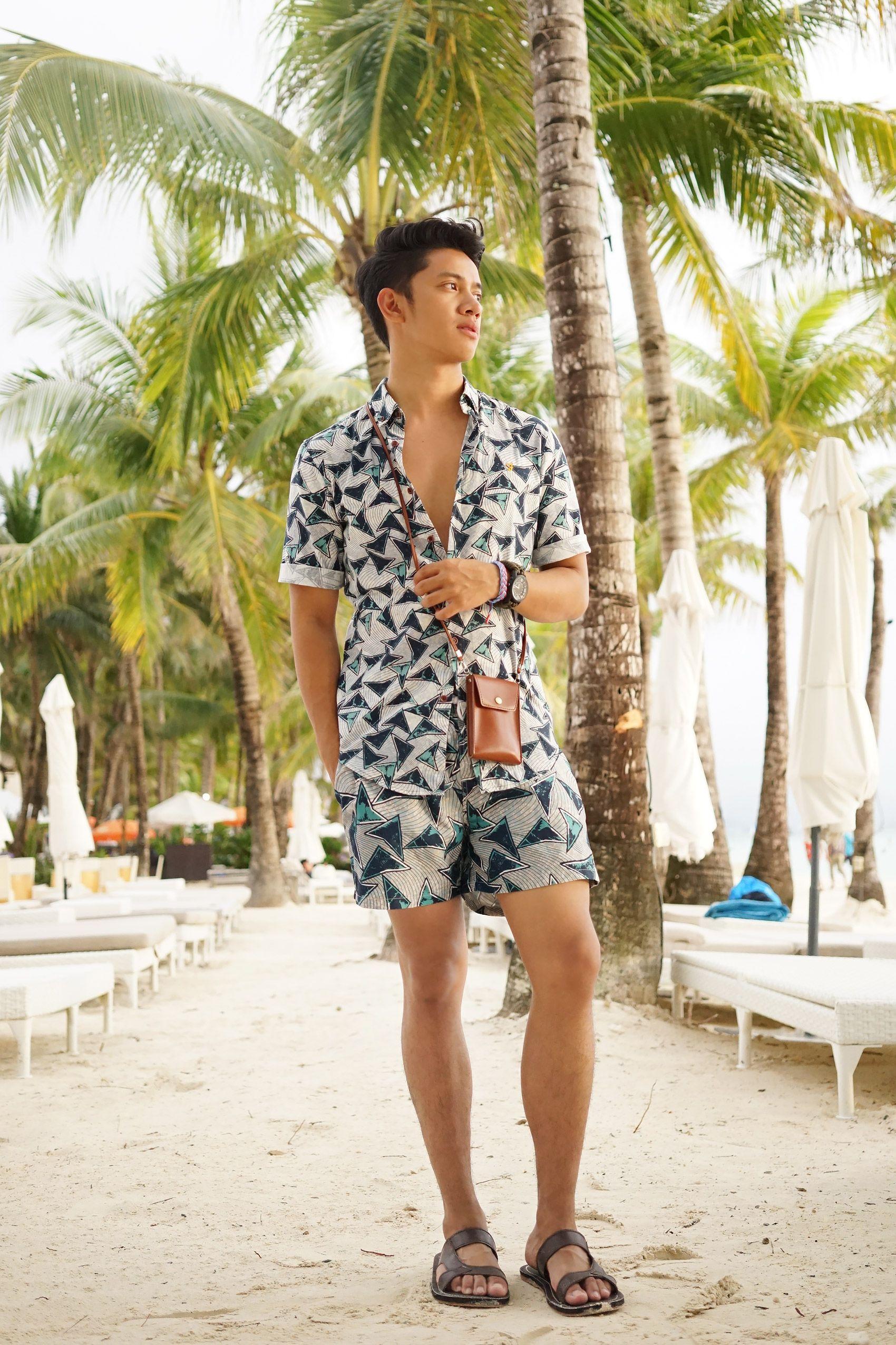 Dg Manila David Guison Fashion M Mens Fashion