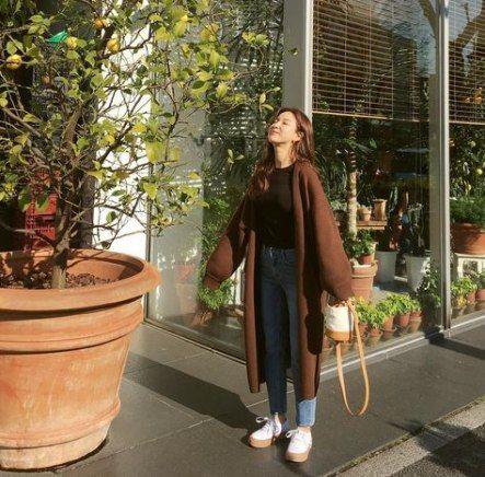 19 Ideas Fashion Korean Fall Street Style Minimal Chic For 2019
