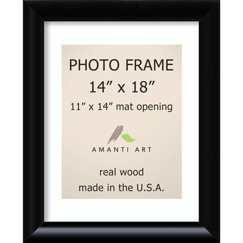 Steinway Black 17 X 21 Inch Picture Frame Photo Frame Amanti Art Frame