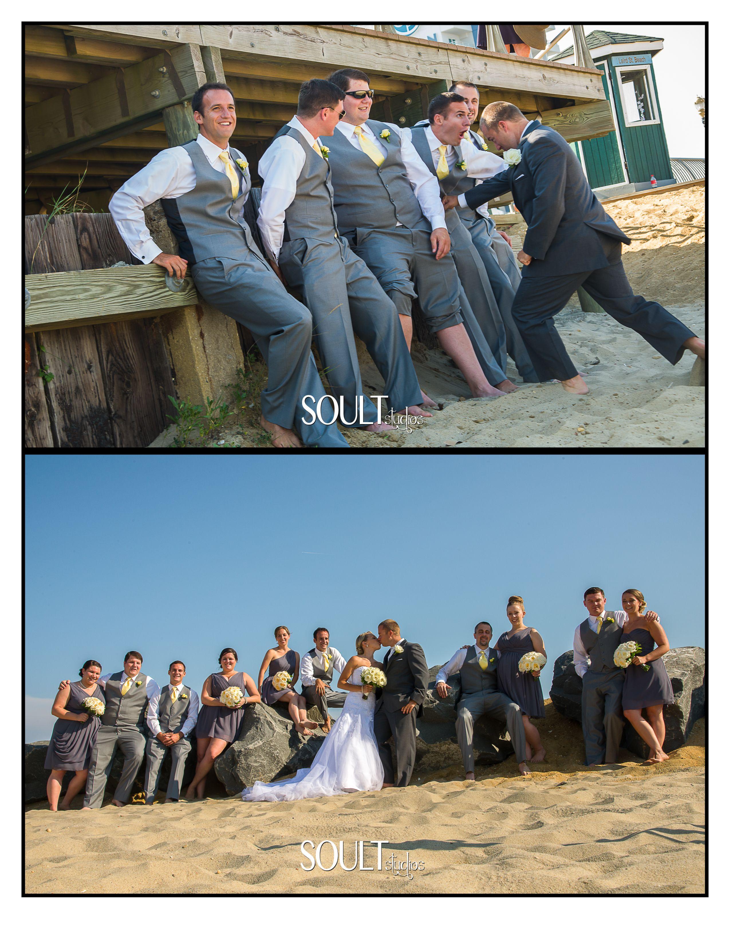 Beach Wedding McLooneu0027s Pier House Wedding Grey
