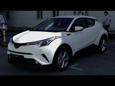 Toyota 2017 New 2017 Toyota Chr Hybrid Interior And Exterior 1080p Toyota Compact Suv Toyota C Hr Suv