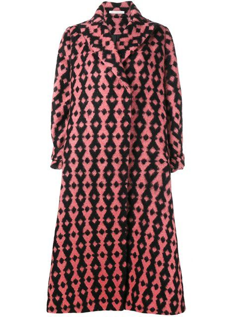 EMILIA WICKSTEAD 'Troy' Oversized Coat. #emiliawickstead #cloth #coat