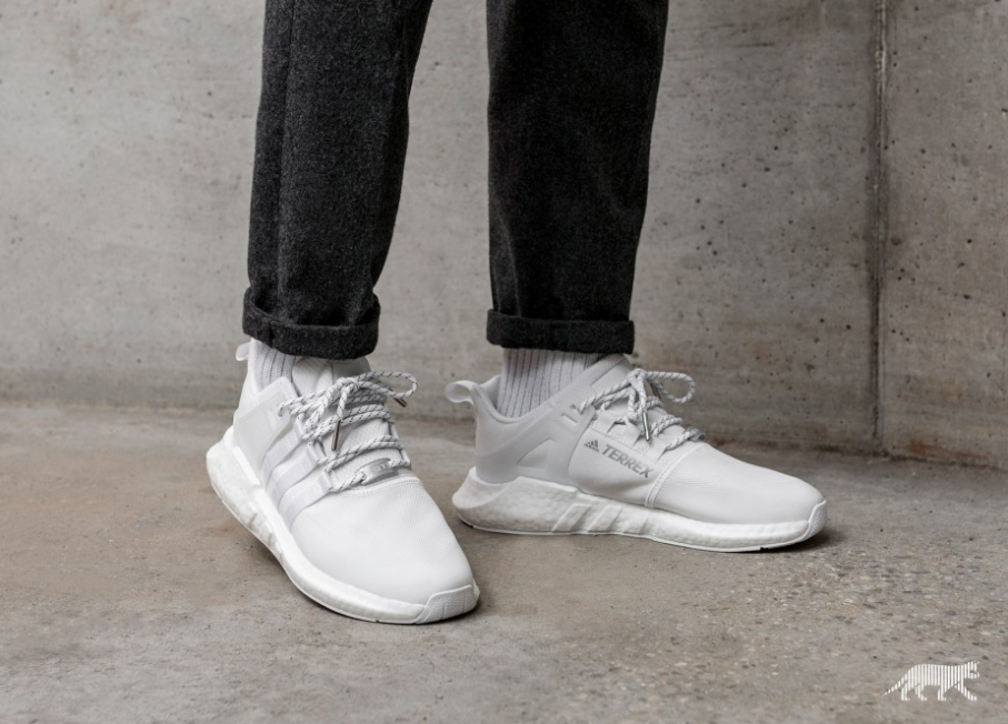 "new arrival 67f85 1fd0a adidas EQT Support 93 17 Gore-TEX ""Triple White""  hypesrus"