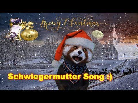 Schwiegermutter Weihnachts- Song Jingle Bells Talking FaceRig Bär deutsch german Weihnachten Advent