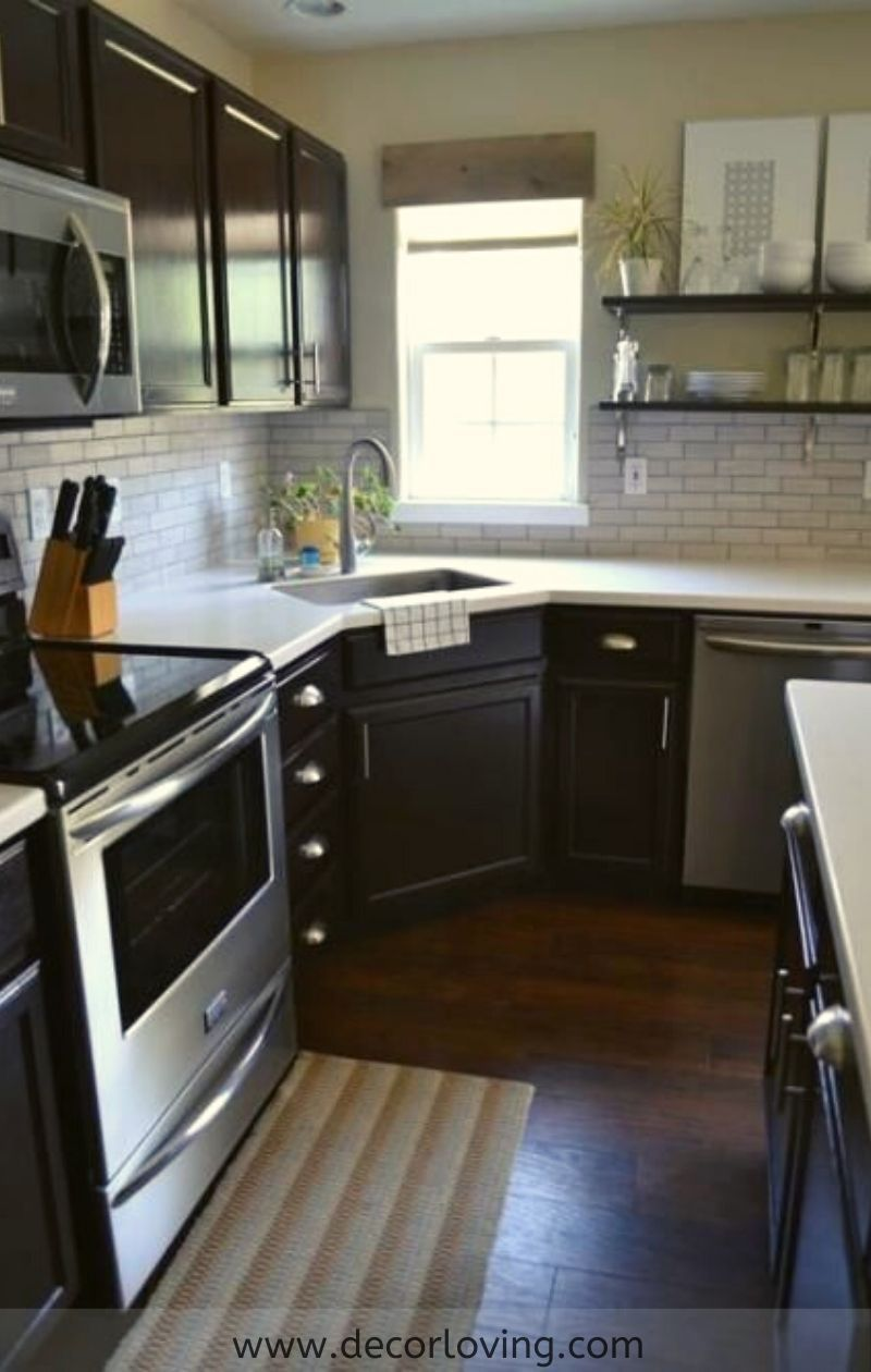 Amazing Kitchen Corner Sink And Kitchen Organization Ideas Corner Sink Kitchen Kitchen Layout Kitchen Design