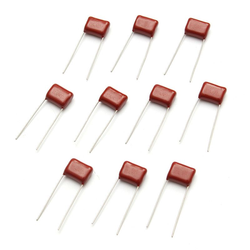 10pcs Cbb Capacitor 104 400v 104j 0 1uf 100nf P10 Cl21 Metallized Polypropylene Film Capacitor Description Type Cbb Capacitor Mo Diy Kits Arduino Led Diodes